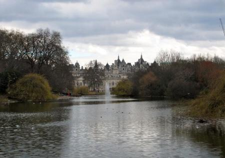 St James Park London