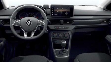 Renault Taliant 2021 Interior 2