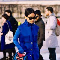 Looks que nos gustaría ver en las Semanas de la Moda. Cortesía de Miroslava Duma