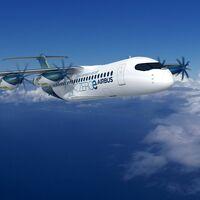La última propuesta de Airbus son aviones con propulsores de hidrógeno totalmente independientes y modulares