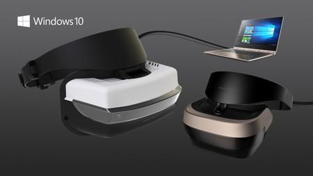 Microsoft quiere que la realidad virtual de Windows 10 llegue a todos