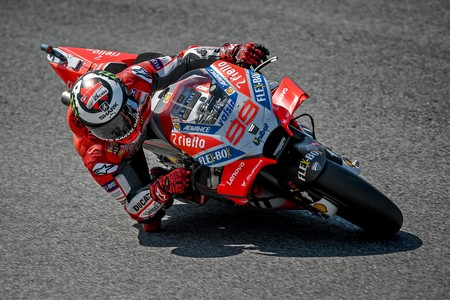 Jorge Lorenzo Motogp Italia 2018 5