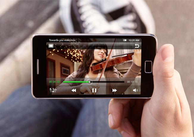 Foto de Samsung Galaxy S II (8/8)