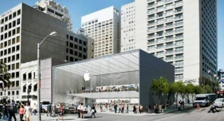 Vista general de la Apple Store