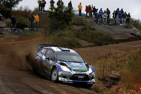 Rally de Argentina 2012: Petter Solberg comienza mandando