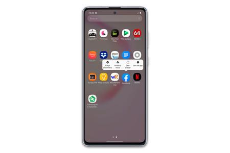 Samsung Galaxy Note10 Lite Software Apps