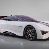 Techrules Ren, el super deportivo eléctrico lleva el futuro a Villa d´Este