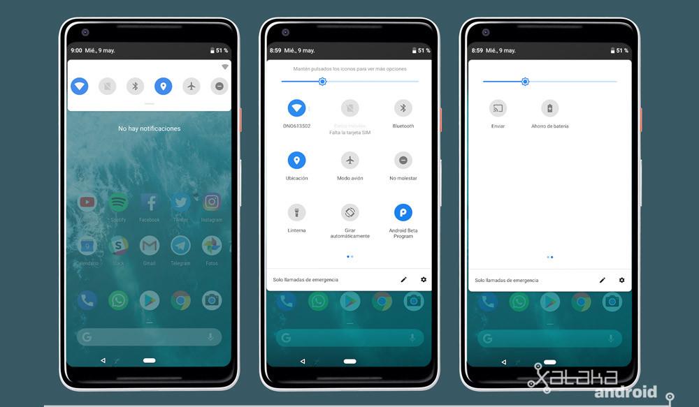 Android P Beta, primeras impresiones: la mejor versión de