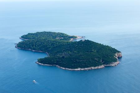 Escenarios De Juego De Tronos Cerca De Dubrovnik