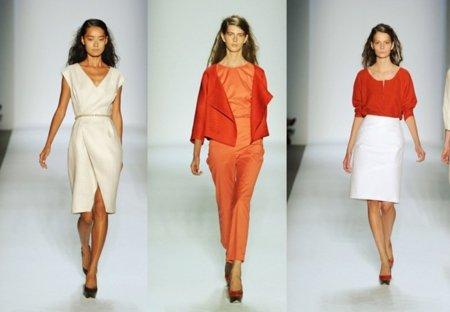 Semana de la Moda de Nueva York Trias Verano 2011