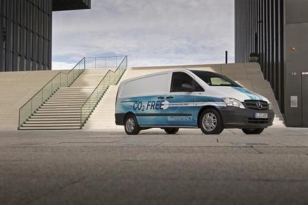 Mercedes Benz Vito E-Cell