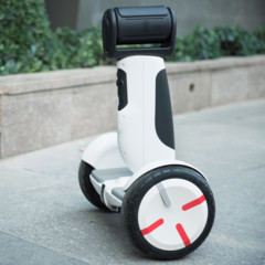 Foto 3 de 11 de la galería segway-robot en Xataka