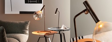 Con esta nueva colección de lámparas modernas podrás darle ese toque final a una decoración interior fuera de serie