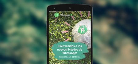 No hay dos sin tres, WhatsApp Status ya es oficial, un nuevo clon de Snapchat para Facebook