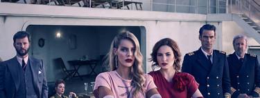 'Alta mar': la nueva serie española de Netflix tira por lo facilón con un mediocre misterio de asesinato en un barco