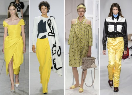 Amarillo Tendencia
