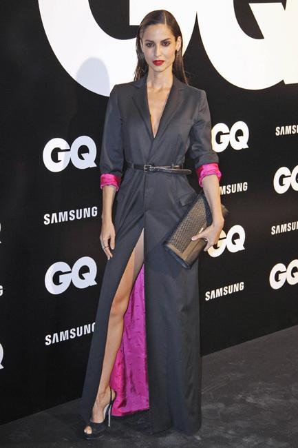 Ariadne Artiles en los premios GQ