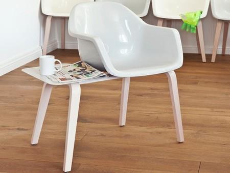 Les Brunis, reinventando la silla para el teléfono