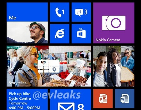 Así sería Windows Phone 8 en pantallas de 1080p
