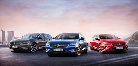 El Opel Insignia se renueva sutilmente, rebaja consumos y pierde 30 CV en la variante GSi