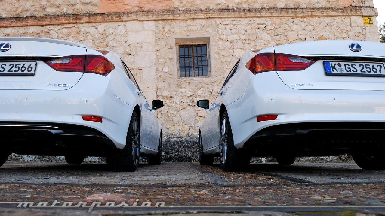 Foto de Lexus GS 300h (presentación) (9/22)