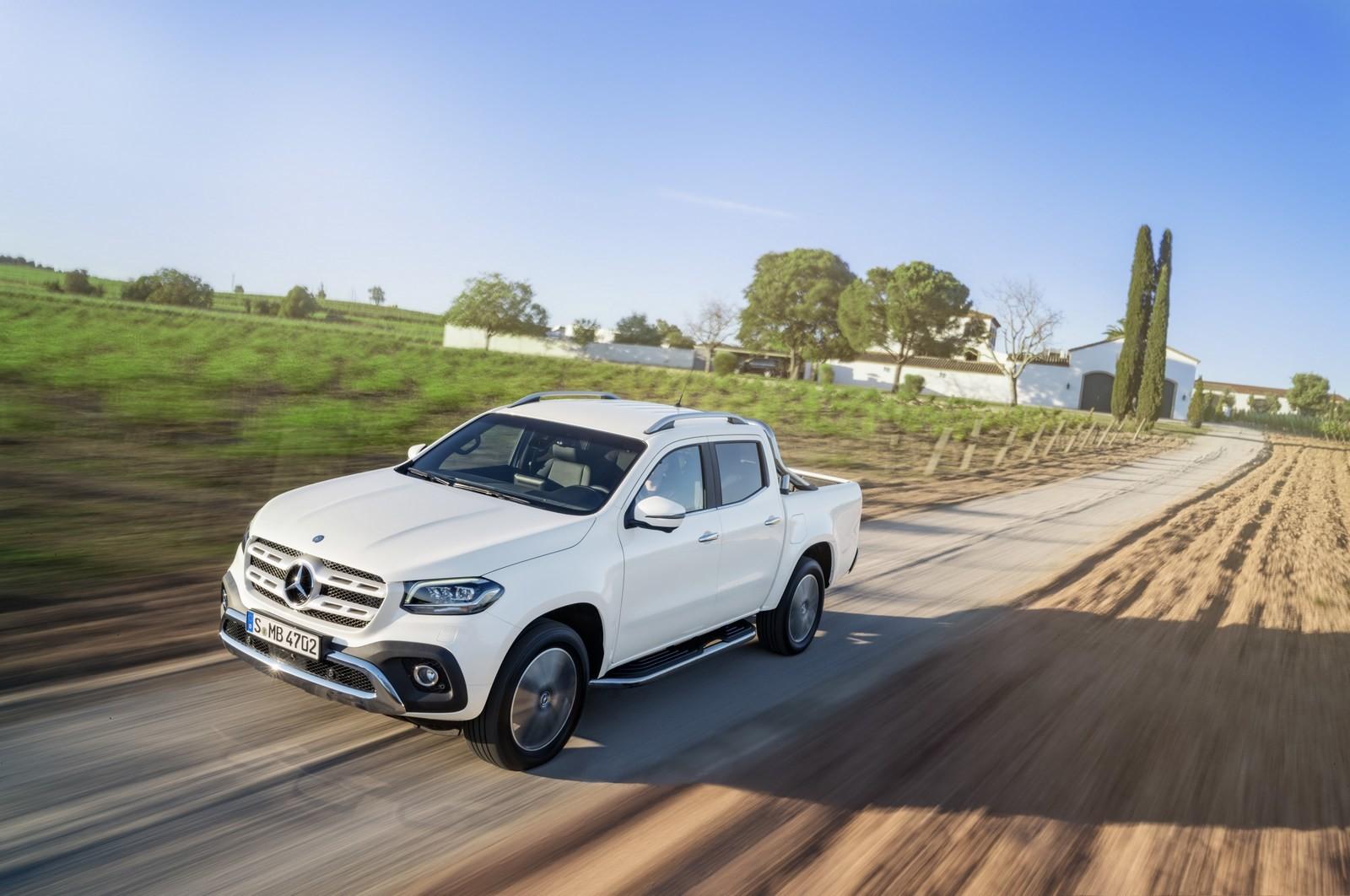 Foto de Mercedes Benz Clase X 2018 (8/19)