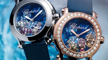 Chopard Happy Fish, con Nemo en la muñeca