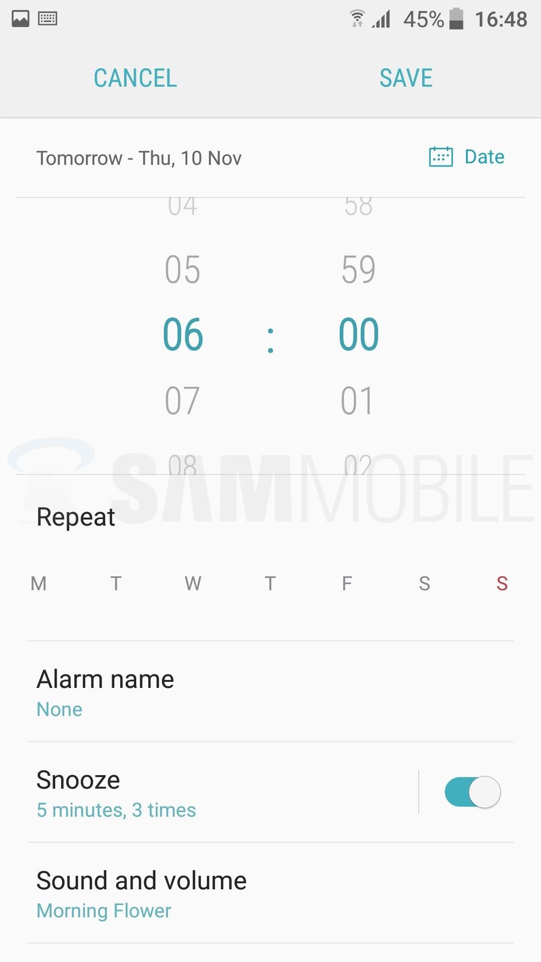 Foto de Capturas Android 7.0 Nougat en el Samsung Galaxy S7 (47/65)