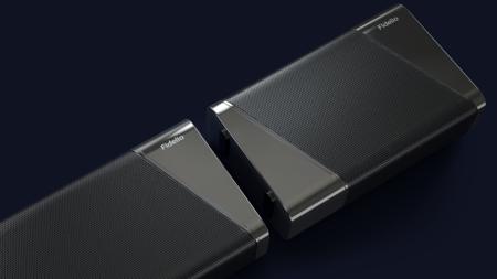 B97 Detachable Wireless Speakers 16x9 Rgb