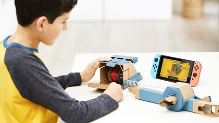Nintendo considera que reparar los Toy Con de Labo también es parte de la diversión. Y tiene mucho sentido