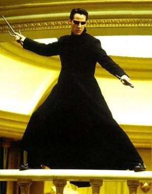 keanu reeves matrix neo