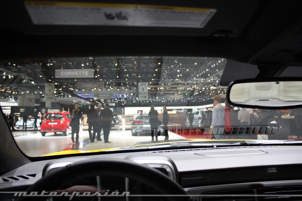Foto de Chevrolet Camaro en el Salón de Ginebra 2010 (7/12)