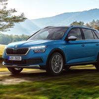 El Škoda Kamiq Scoutline, un SUV urbano con aires camperos, llegará este verano a España