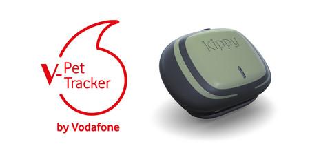 Vodafone lanza un localizador de mascotas que registra su actividad física para clientes de todos los operadores