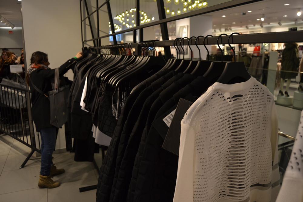 Foto de Alexander Wang x H&M, la colección llega a tienda (Madrid, Gran Vía) (20/27)