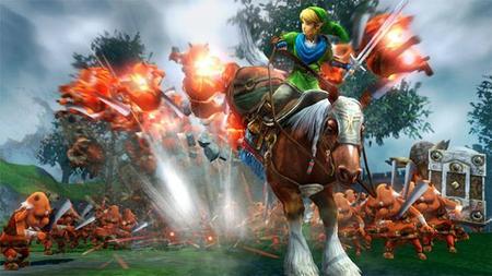 Cabalgar con Epona nunca fue tan emocionante como podrá serlo en Hyrule Warriors