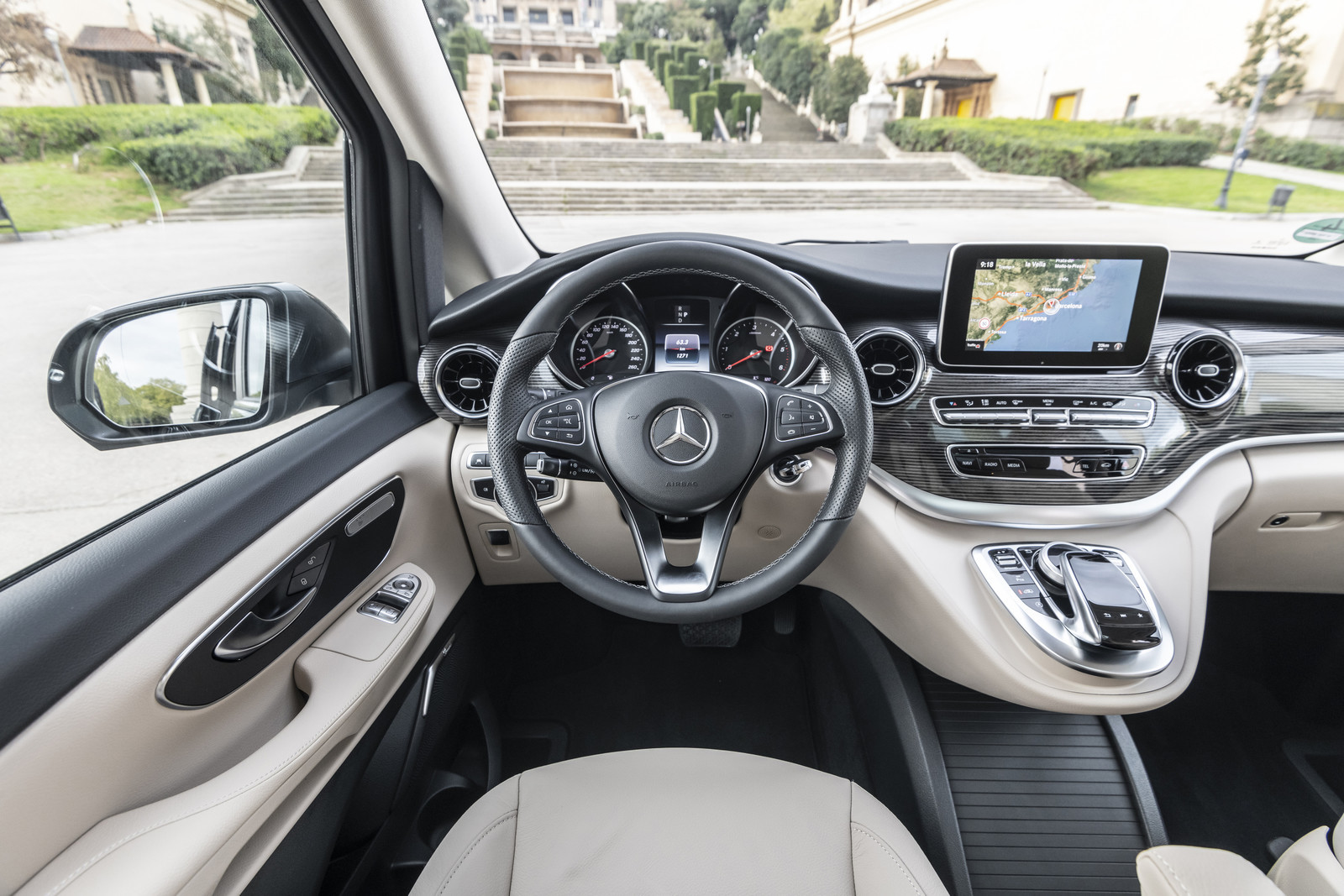 Foto de Mercedes-Benz Clase V 2019 (29/92)