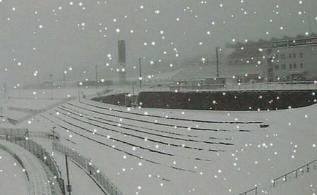 La nieve causa la cancelación de las pruebas de la Super Fórmula en Fuji