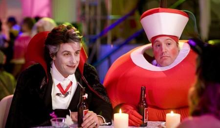 Hubie Halloween Adam Sandler Dracula