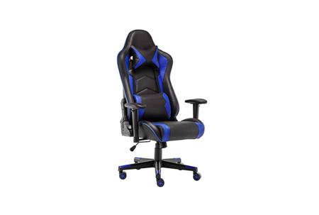 Silla Gaming Azul Amazon