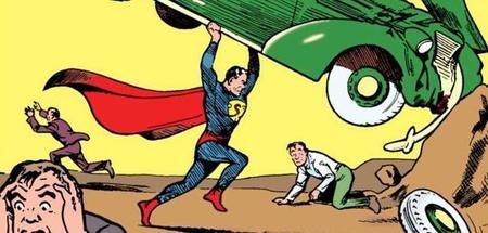 El primer cómic donde apareció Superman se vendió en 3.2 millones de dólares en una subasta