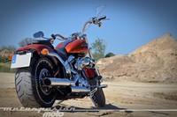 Harley-Davidson CVO Breakout, prueba (valoración, ficha técnica y galería)