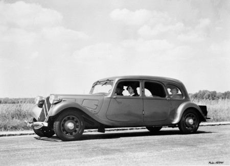 1938. Citroën Traction Avant 11 CV