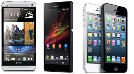 ¿Puede la empresa amortizar los smartphones de gama alta?