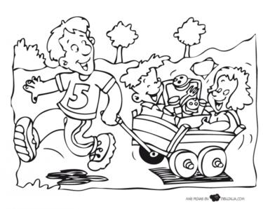 Dibujos del Día del Padre para colorear