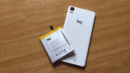 Bq E5 Bateria