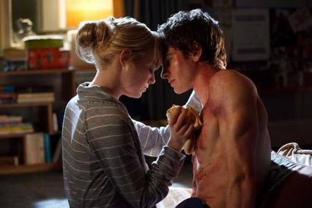 Amor entre mallas y telas de araña en 'The amazing Spider-Man'