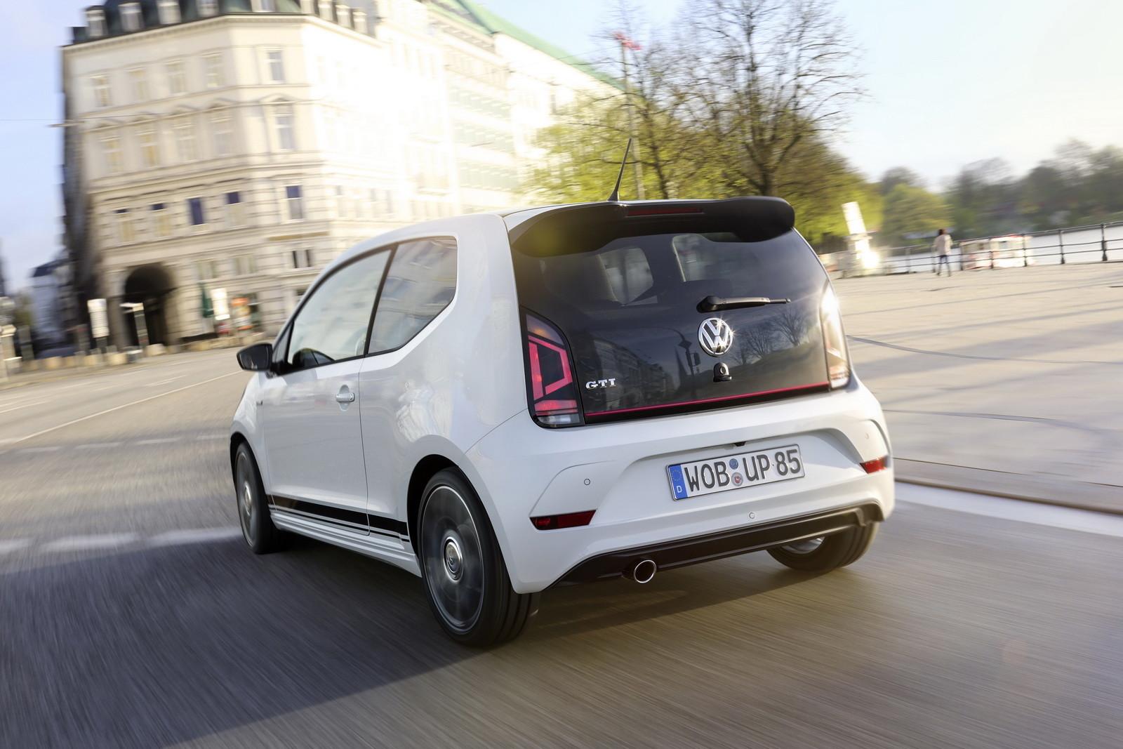 Foto de Volkswagen Up! GTI (7/17)