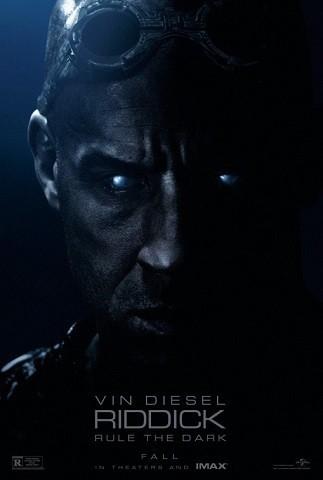 'Riddick', tráiler y nuevo cartel