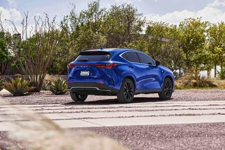 Lexus Nx 2022 2